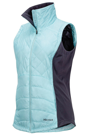 Chaleco Marmot Nitra Vest Blue Tint / Dark Charcoal Dama