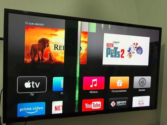 Televisão Samsung 60 Polegadas , Plasma,defeito Tela