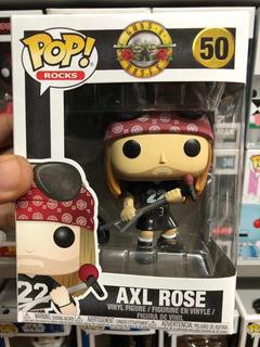 Funko Pop Rocks Axl Rose Guns N Roses #50 Doestoys