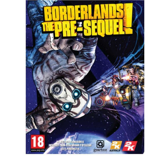 Borderland The Pre-sequel Juegos De Pc Original Full Digital