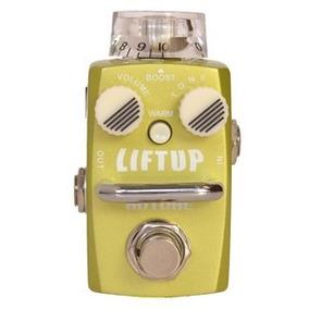 Hotone Liftup Pedal De Efeito Booster