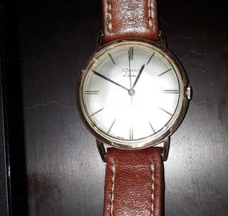 Reloj Rado Enchapado Para Hombres Funcinando Bien