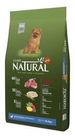 Guabi Natural Cães Adulto Mini Cordeiro E Aveia 10kg