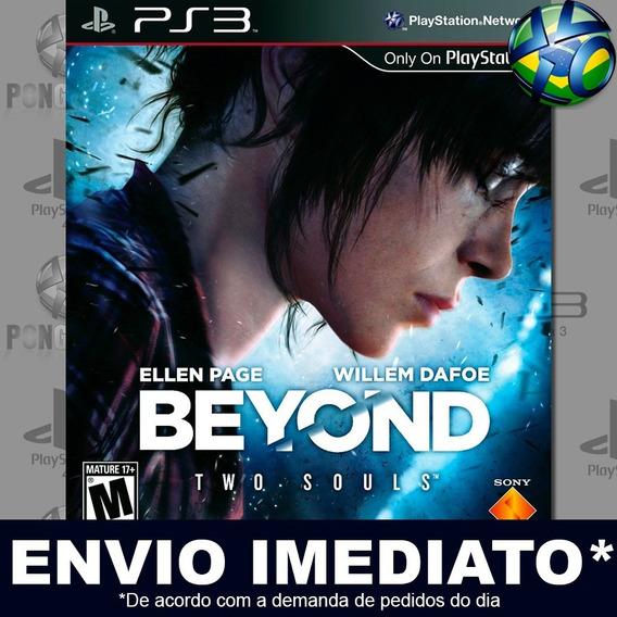 Beyond Two Souls Ps3 Psn Jogo Em Promoção A Pronta Entrega