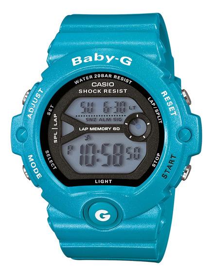Reloj Baby-g Mujer Azul Bg-6903-2dr