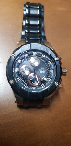 Relogio Casio Edifice Efx500 Gold Label