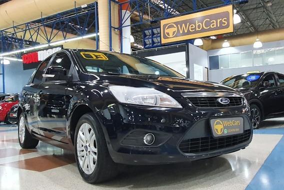Ford Focus Sedan 2.0 Glx Automático 2013 - Baixo Km E Couro