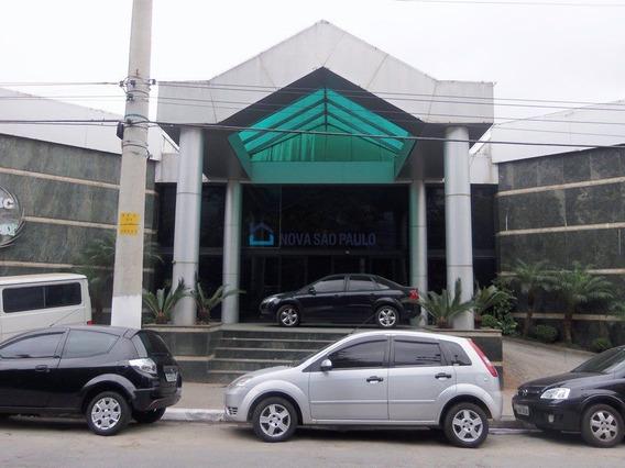 Imóvel Comercial Com 800m² De Vão Livre Próximo Ao Shopping Morumbi - Bi12650