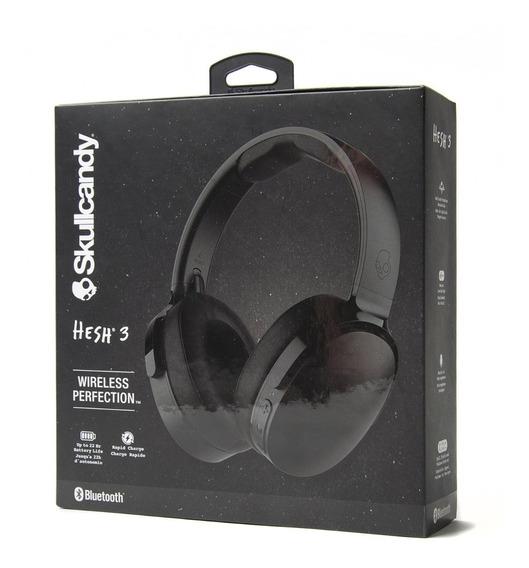 Fones Skullcandy Hesh 3 Wireless Bluetooth Novos Na Caixa