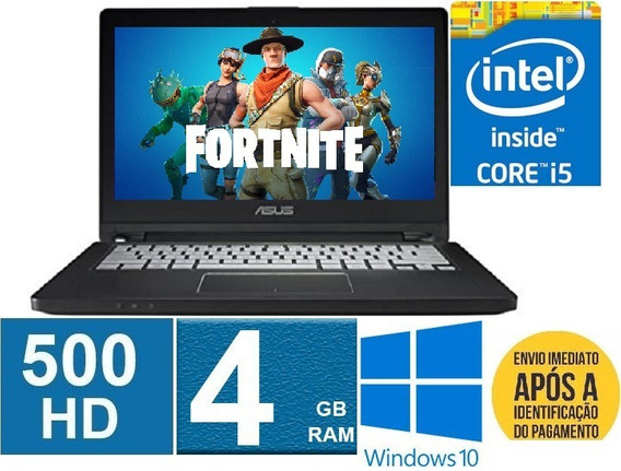 Notebook Asus Q302l Intel® Core I5-4210u 4gb 500gb 13.3