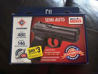 Pistola Croman C11 De Co2