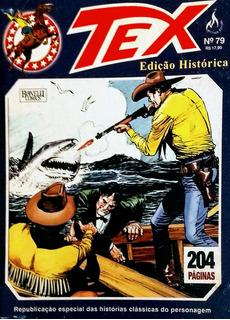 Tex Edição Histórica Nº79