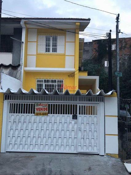 Sobrado Com 2 Dorms, Engenheiro Goulart, São Paulo - R$ 350.000,00, 92m² - Codigo: 6838 - V6838