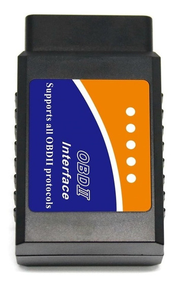 Obd2 Elm 327 V2.1 Automotivo Scaner + Cd De Instalação