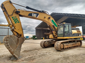 Caterpillar 336dl Ano 2011 13800hs