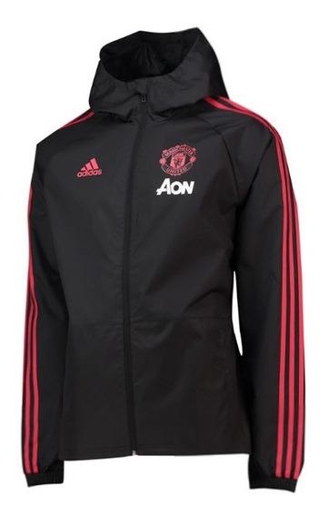 Blusa Corta Vento Man United adidas Oficial C/ Desconto