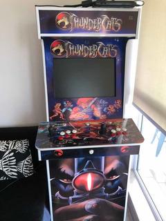 Arcade Thundercats- Ps4 Xbox