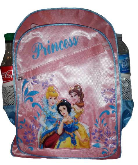Mochila Infantil Princesas - Muy Practica