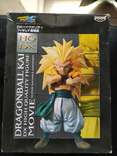 Banpresto Hqdx Db Kai Gotenks Super Saiyan 3 Dragon Ball