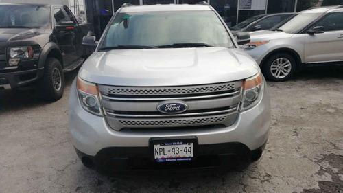 Ford  Explorer  2011  5p Xlt V6 4x2 Tela Base 4x2