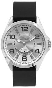 Relógio Masculino Prata Condor Co2115ktb/8k Classic - Steel