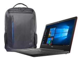 Laptop Dell Inspiron Ci3 6006u 4gb Ram 1tb Más Backpack