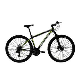 Bicicleta Em Aluminio Aro 29 Pt/am 21 Vel Absolute Nero
