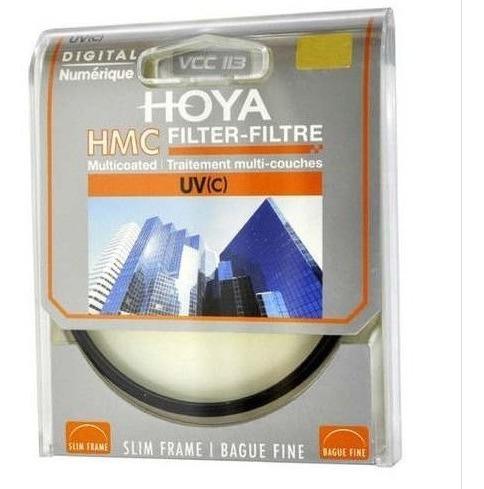 Filtro Uv Hmc Hoya Original 72mm Para Lente Canon Nikon