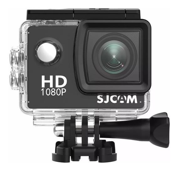 Câmera Sjcam Sj4000 Esporte 2inch 12m Remoto Full Hd 1080p Original Prova D