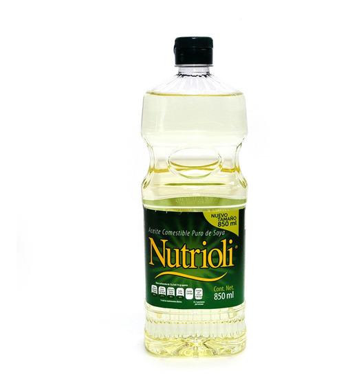 Nutrioli Aceite Veg 850 Ml
