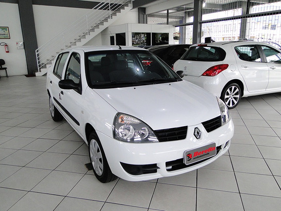 Renault Clio Sedan Expression Hi-flex 4p