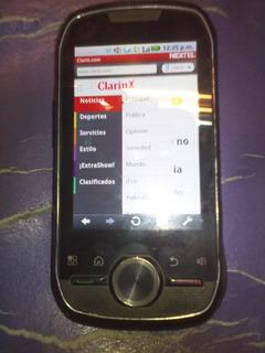 Celular Nextel I1 Sin Caja Legal Libre Radio Version Old 1.9