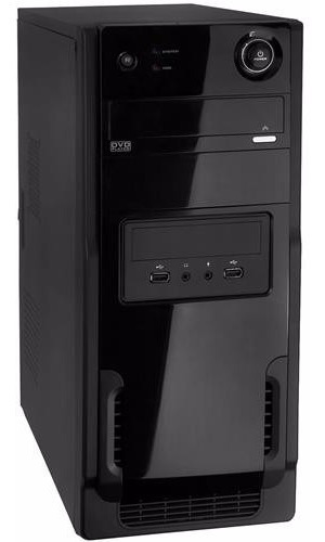 Computador Dual Core+4gbram+hd1tera+gabinete+gravadorde Dvd