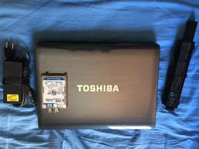 Notbook Toshiba Retirada De Peças