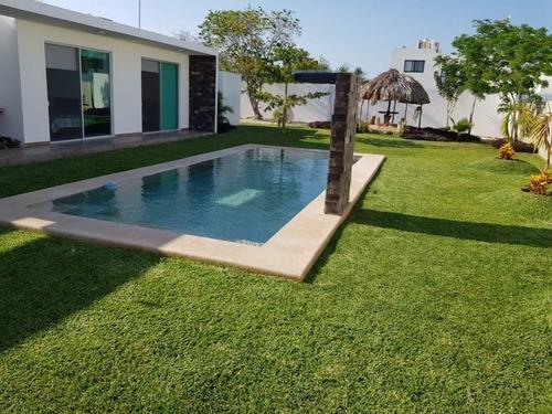 Casa En Komchen, Mérida