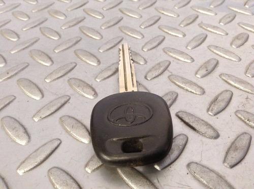 Llave De Arranque Con Chip Toyota Corolla 1.8 Mod 03-08 Oem
