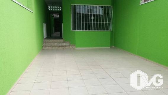 Sobrado À Venda, 160 M² Por R$ 650.000,00 - Jardim Vila Galvão - Guarulhos/sp - So0153