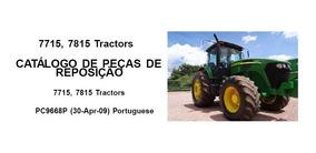 Catalogo Peças Trator 7715 E 7815 Jd