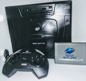 Sega Saturno - Desbloqueado Por Chip + Stkey Top
