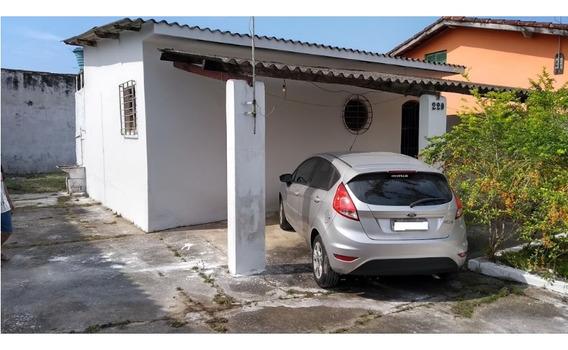 Vendo Casa Lado Praia No Centro Do Gaivota Em Itanhaém Sp