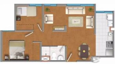 Alquiler De Departamento Condominio Los Girasoles - Comas