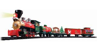 Tren Navidad Polar Navideño Electrico North Pole Express