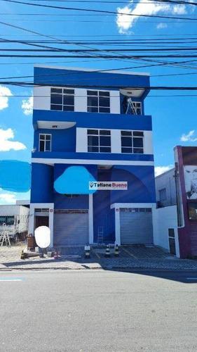 Imagem 1 de 1 de Prédio Para Alugar, 900 M² - Centro - São José Dos Campos/sp - Pr0026