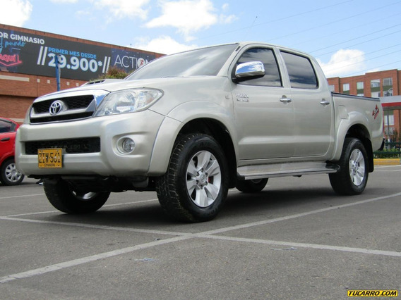 Toyota Hilux Srv 3000 Cc At Aa Ab