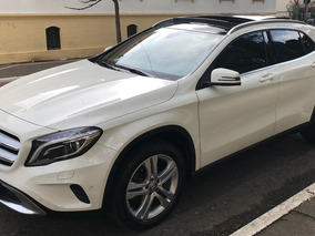 Mercedes-benz Classe Gla 1.6 Vision Turbo Flex 5p