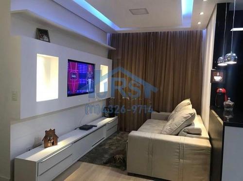 Imagem 1 de 6 de Apartamento Com 2 Dormitórios À Venda, 46 M² Por R$ 287.000 - Novo Osasco - Osasco/sp - Ap4295