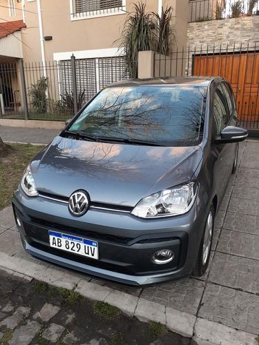 Volkswagen Up! 2017 1.0 High Up! 75cv 5 P