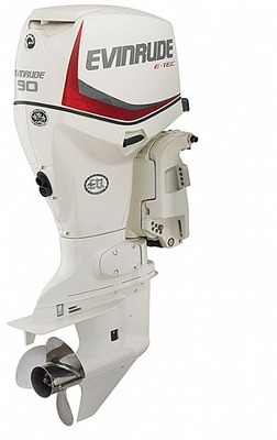 Evinrude E-tec 90 Hp Okm Pronta Entrega ! Miami Nautica