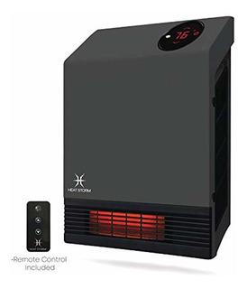 Calentador De Infrarrojos Heat Storm Hs-1000-wx Deluxe