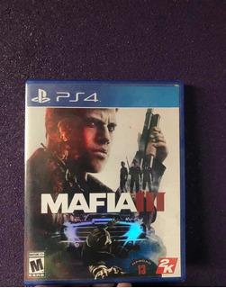 Mafia 3 Juego Fisico En Exelente Estado